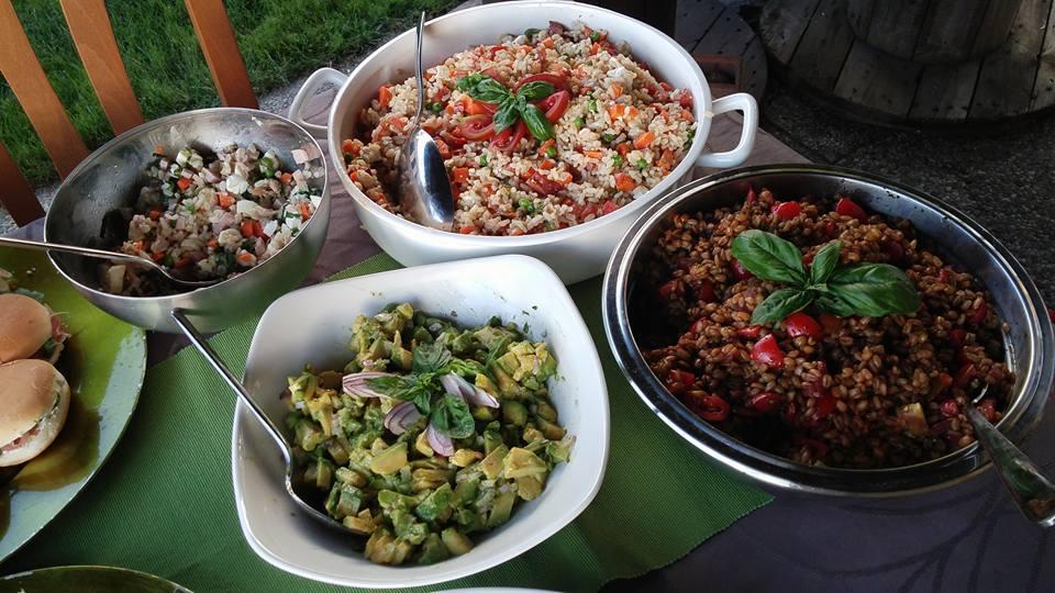 Conosciuto 3 ricette da preparare in anticipo per un buffet dal sapore estivo  DB78