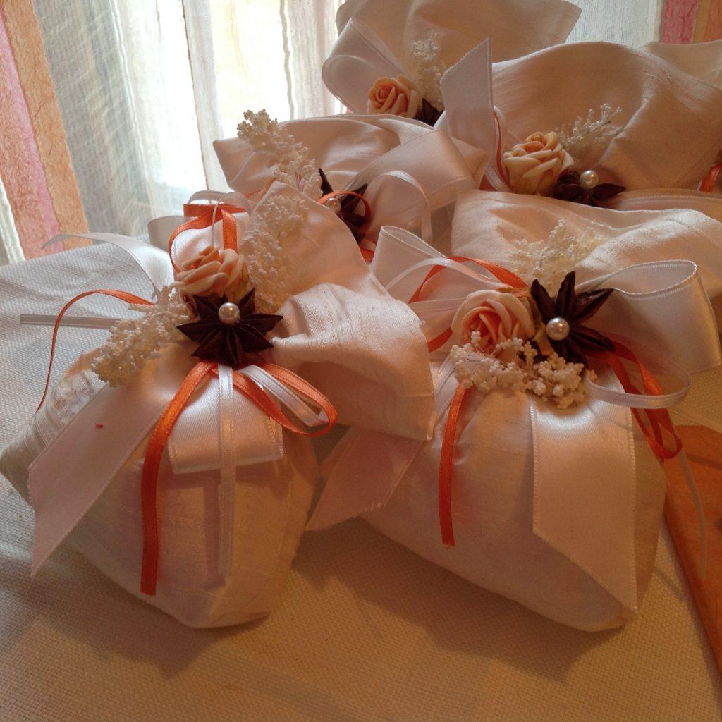 sacchettini porta confetti
