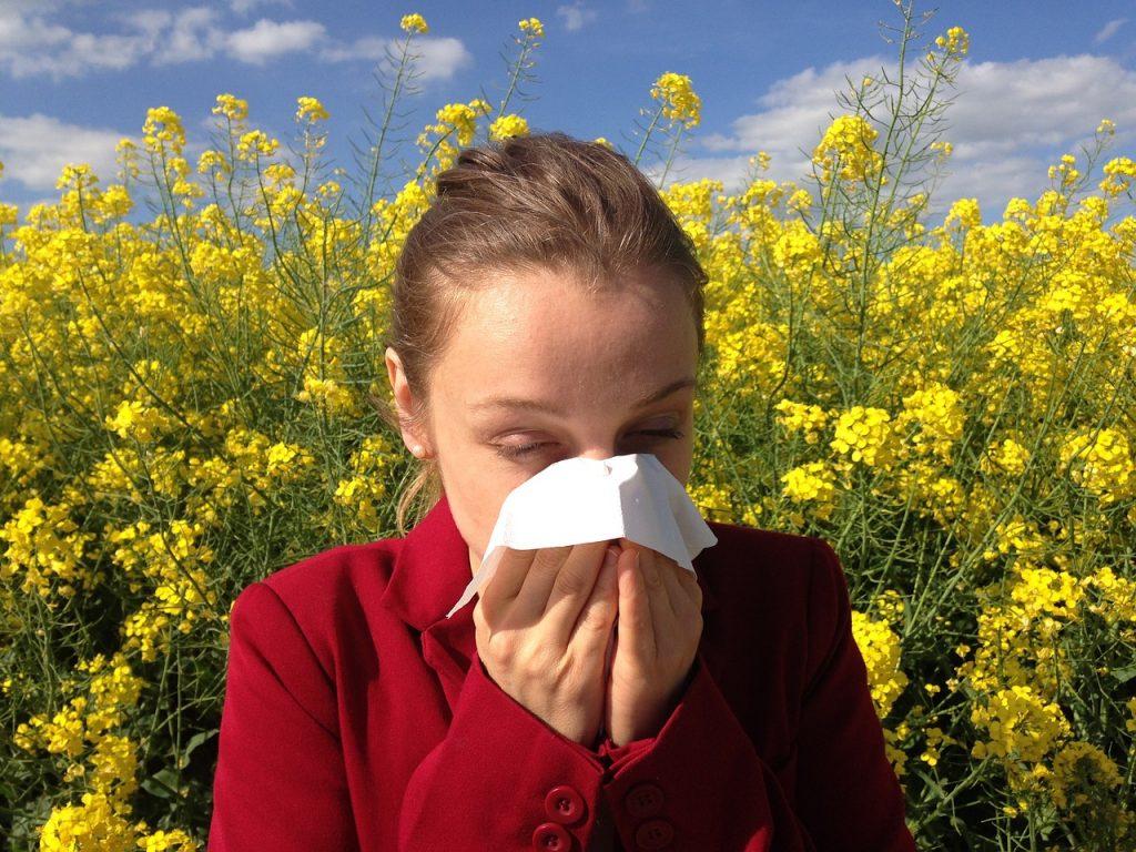 Allergia all'Ambrosia e altri pollini: 3 prodotti per gestirla al meglio!